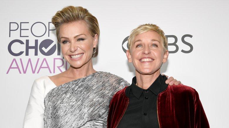 Portia de Ross, Ellen DeGeneres