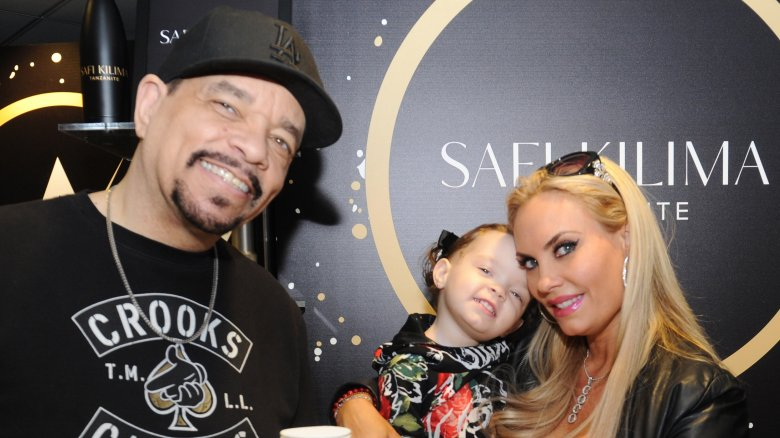 Ice-T, Coco Austin, hija Chanel
