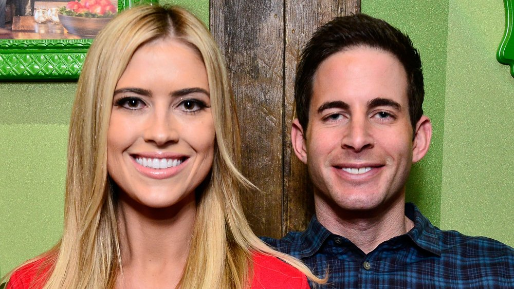 Christina Anstead, Tarek El Moussa
