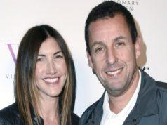 La esposa de Adam Sandler engañó