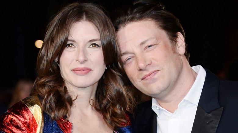 Jamie Oliver y Juliette Norton
