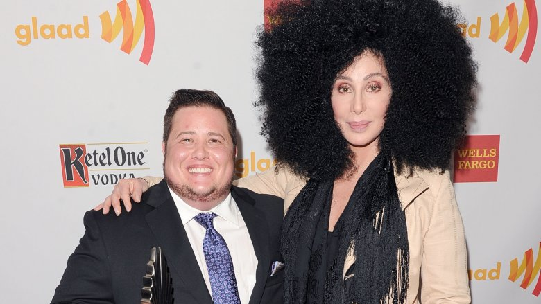 Chaz Bono, Cher