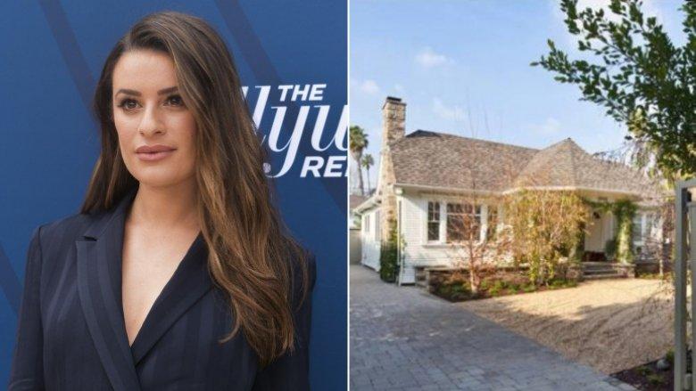 El bungalow de Lea Michele
