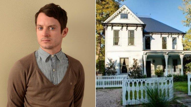 El hogar de Elijah Wood en Austin