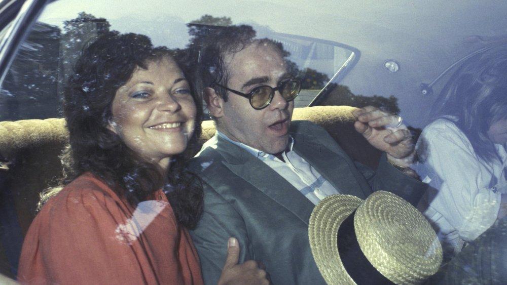 Qué pasó con la ex esposa de Elton John, Renate Blauel? - Español ...
