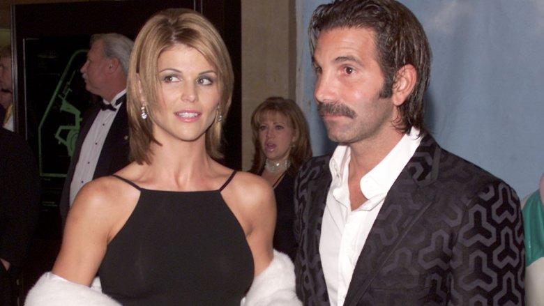 La estrella de Full House Lori Loughlin y su esposo, el diseñador Mossimo Giannulli