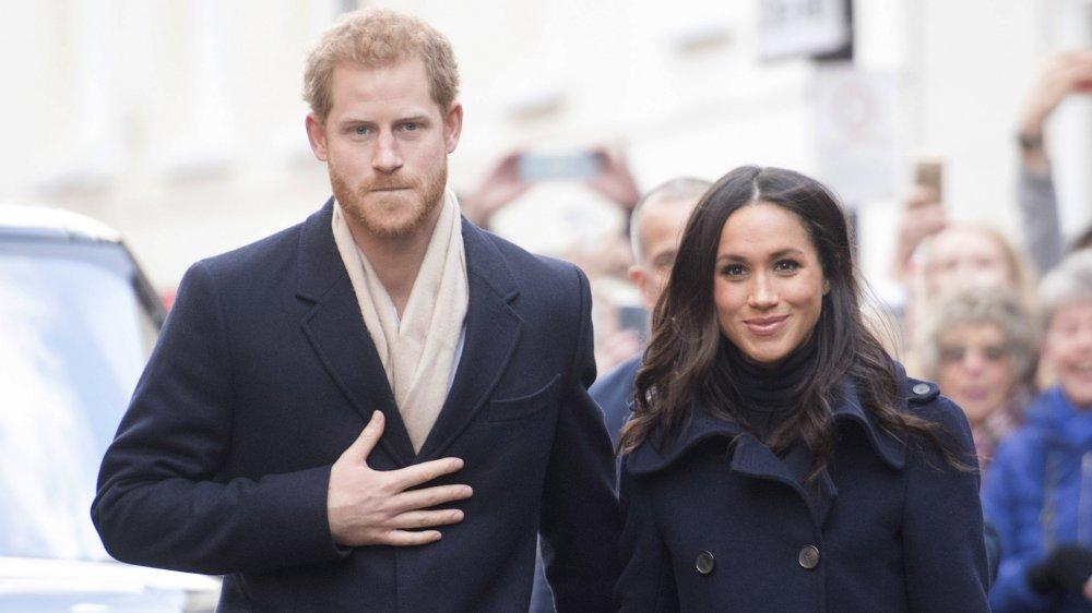 Príncipe Harry, Meghan Markle