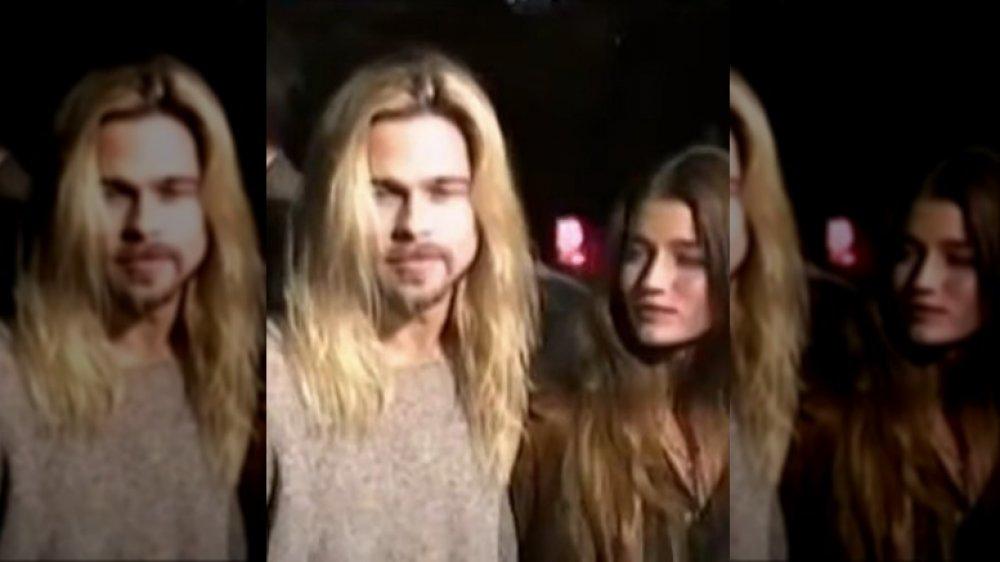 Brad Pitt, Jitka Pohlodek