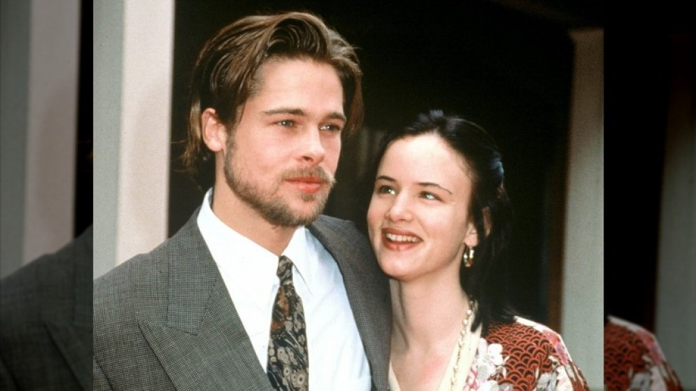 Brad Pitt, Juliette Lewis