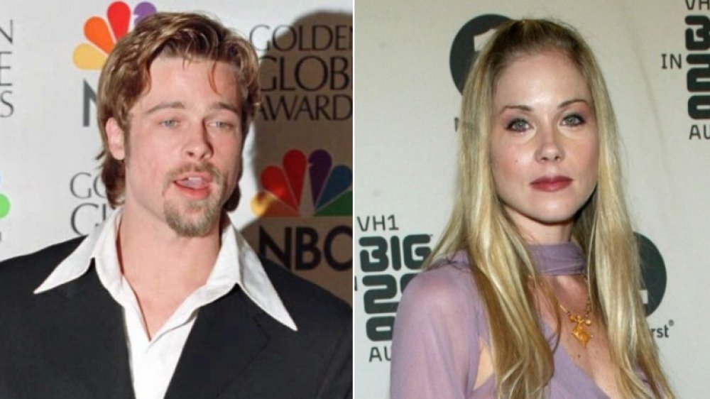 Brad Pitt, Christina Applegate
