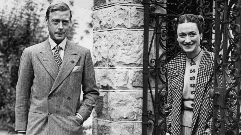 Príncipe Edward, Wallis Simpson