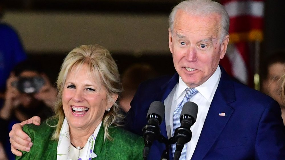Jill Biden y Joe Biden