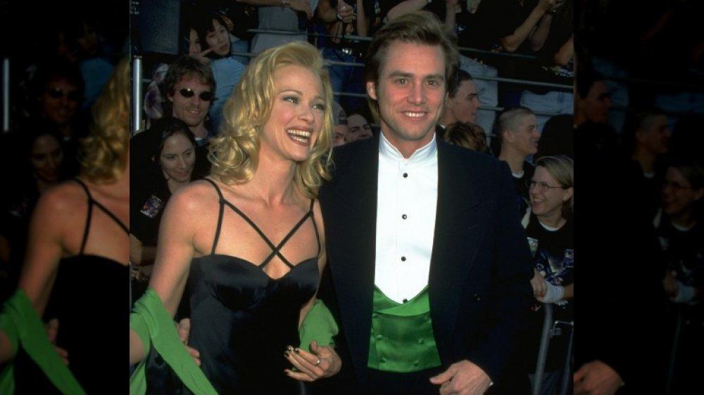 Lauren Holly, Jim Carrey