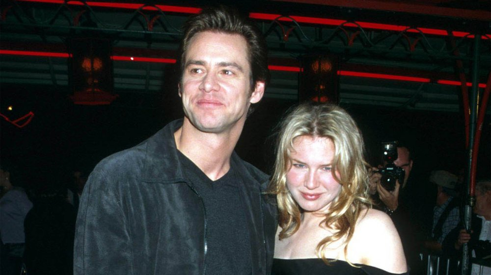 Jim Carrey, Renée Zellweger
