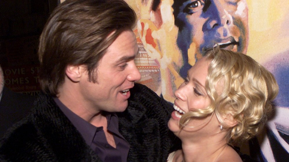Jim Carrey, Laurie Holden