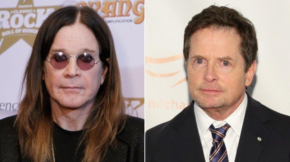 Ozzy Osbourne, Michael J. Fox