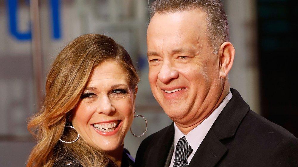 Tom Hanks y Rita Wilson asisten al estreno europeo de 'The Post'