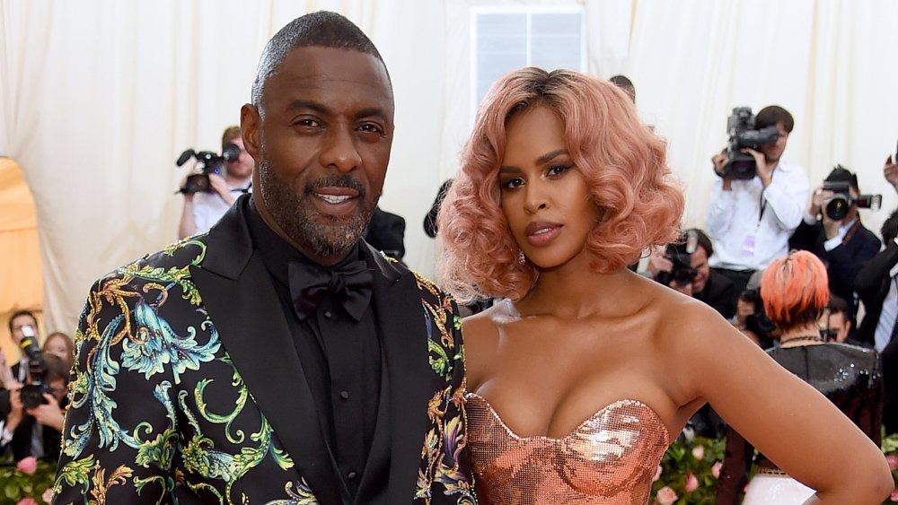 Idris Elba, Sabrina Dhowre Elba