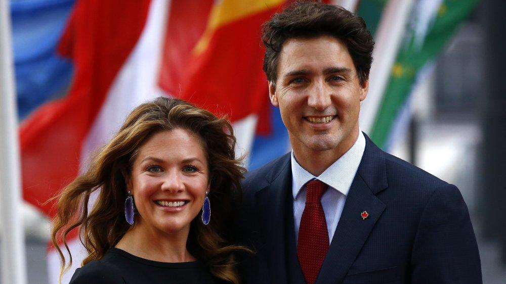 Sophie Grégoire Trudeau, Justin Trudeau