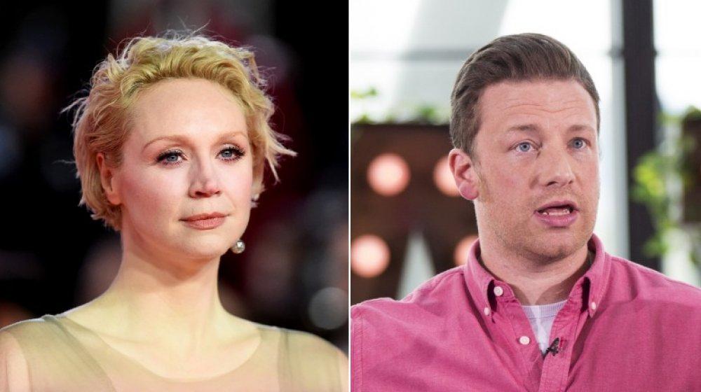 Gwendoline Christie, Jamie Oliver