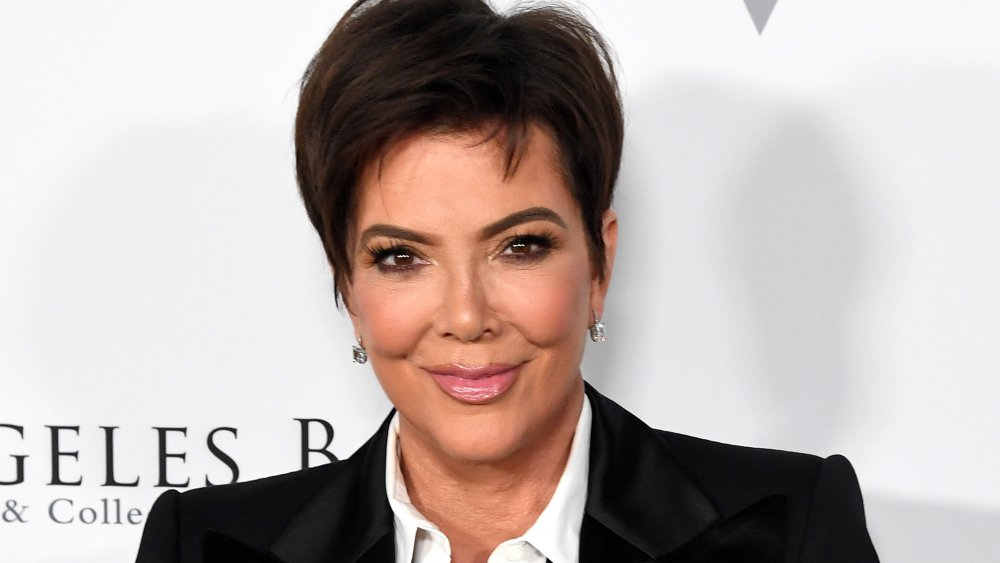 Kris Jenner llega a la Gala de Ballet de Los Ángeles 2020