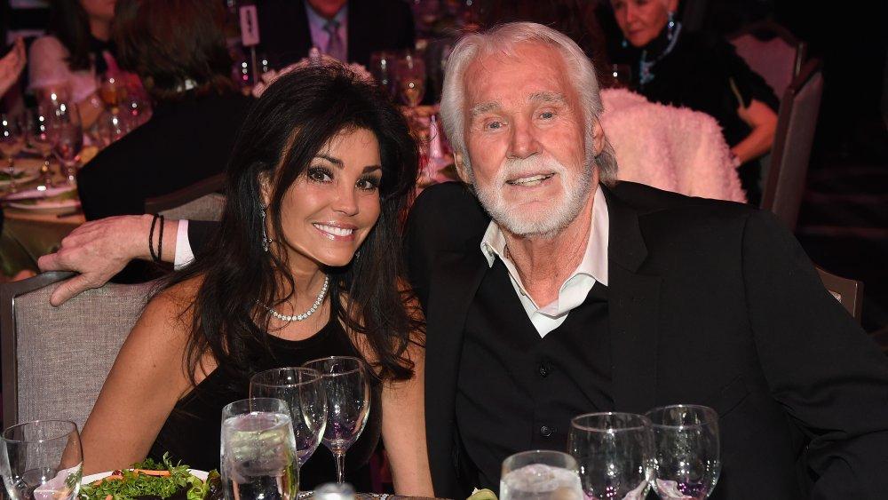 Kenny rogers y esposa wanda miller