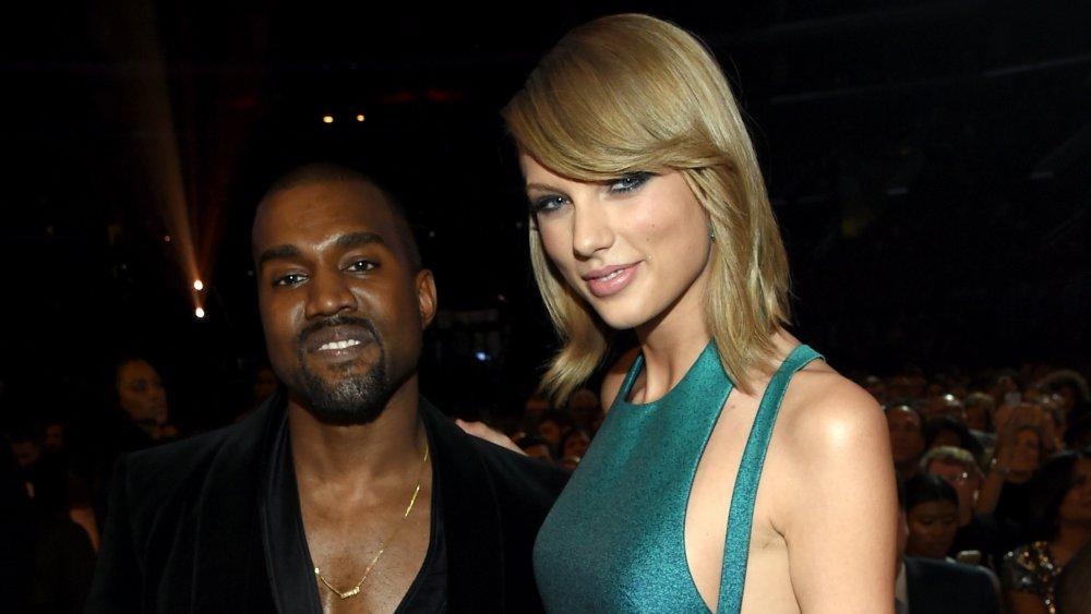 Kanye West y Taylor Swift