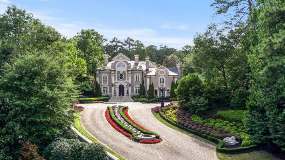 La casa de Kenny Rogers