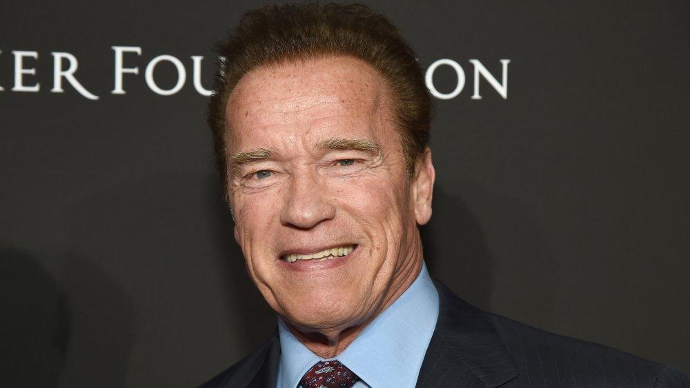 Camila Cabello y Arnold Schwarzenegger