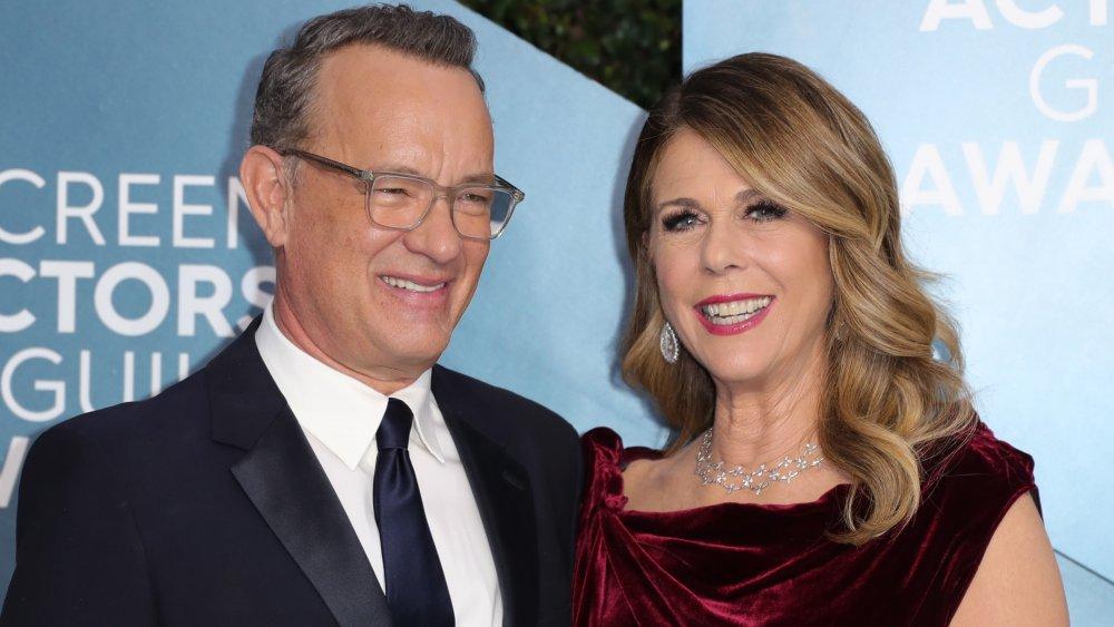 Tom Hanks y Rita Wilson asisten a la 26a. Entrega Anual de los Premios del Sindicato de Actores