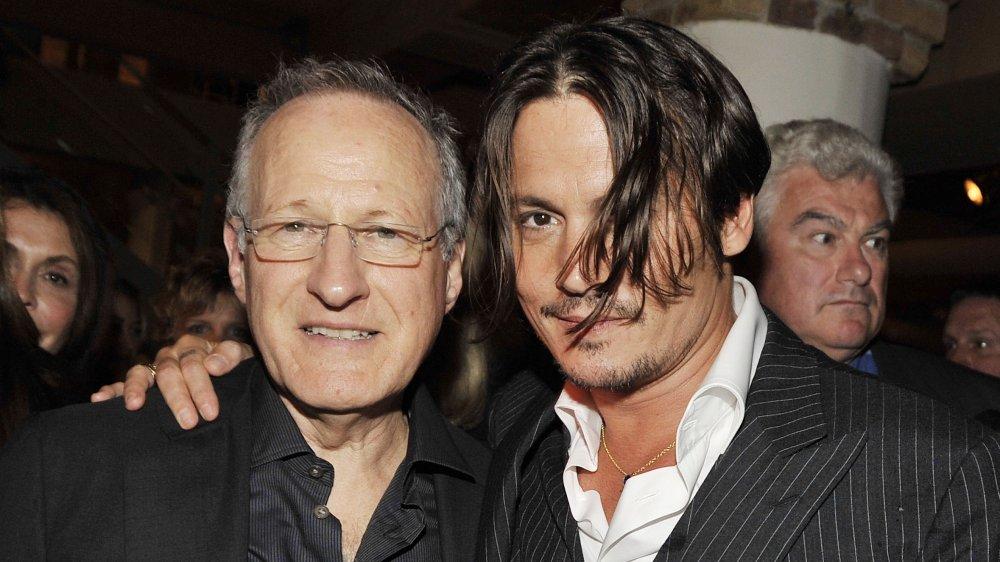 Michael Mann, Johnny Depp