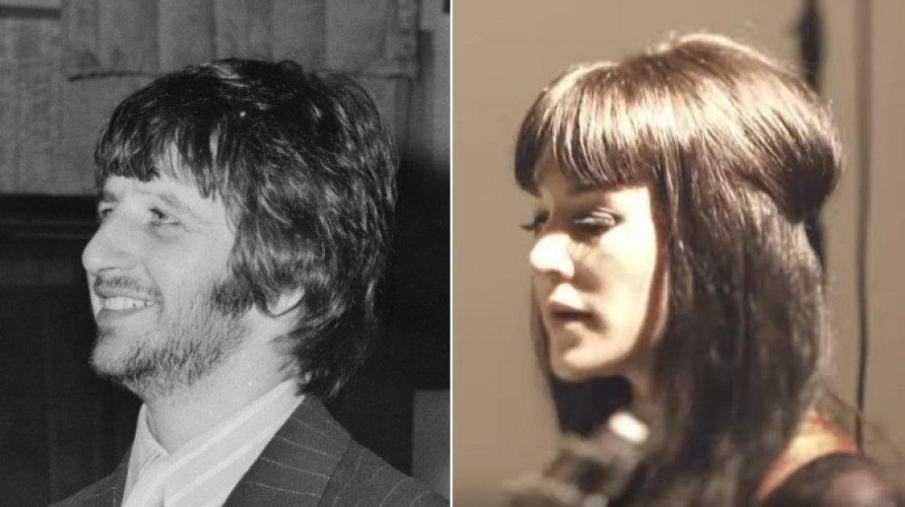 Ringo Starr, Tatia Starkey