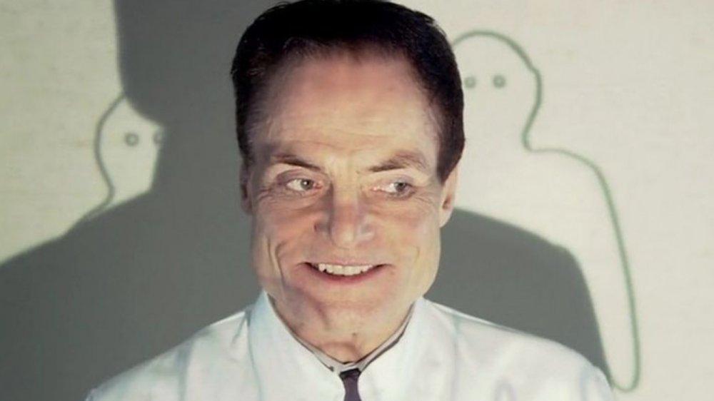 Dieter Laser in The Human Centipede