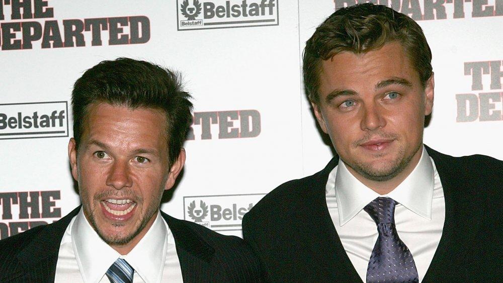 Mark Wahlberg, Leonardo DiCaprio