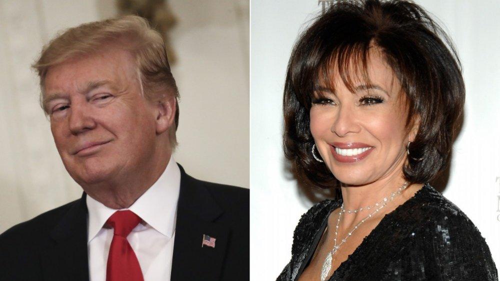 Donald Trump, Jeanine Pirro