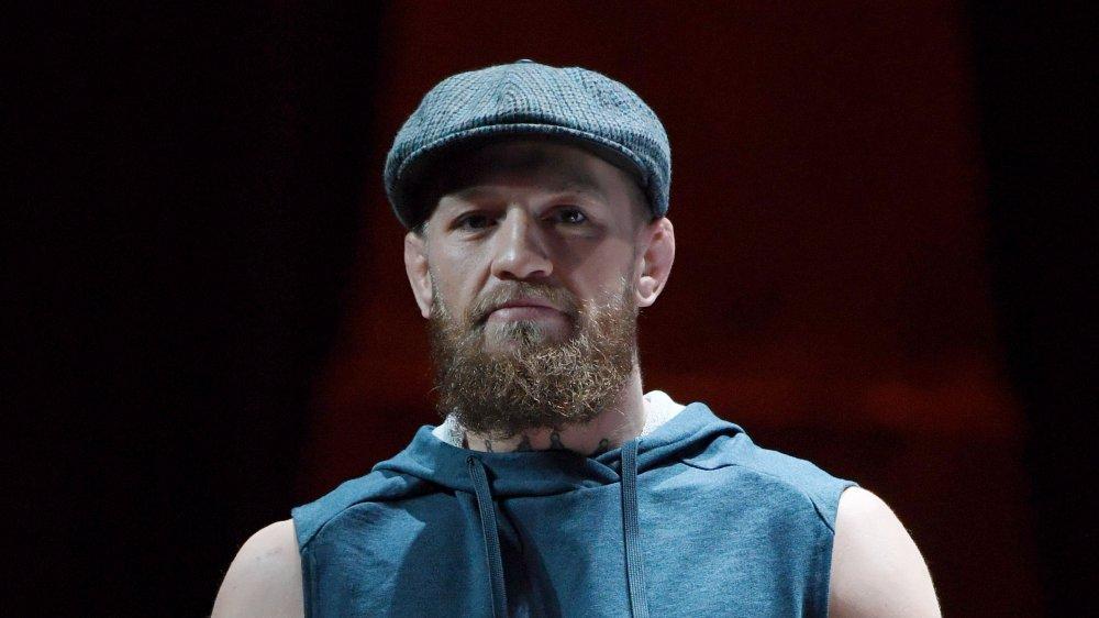 Conor McGregor con sombrero