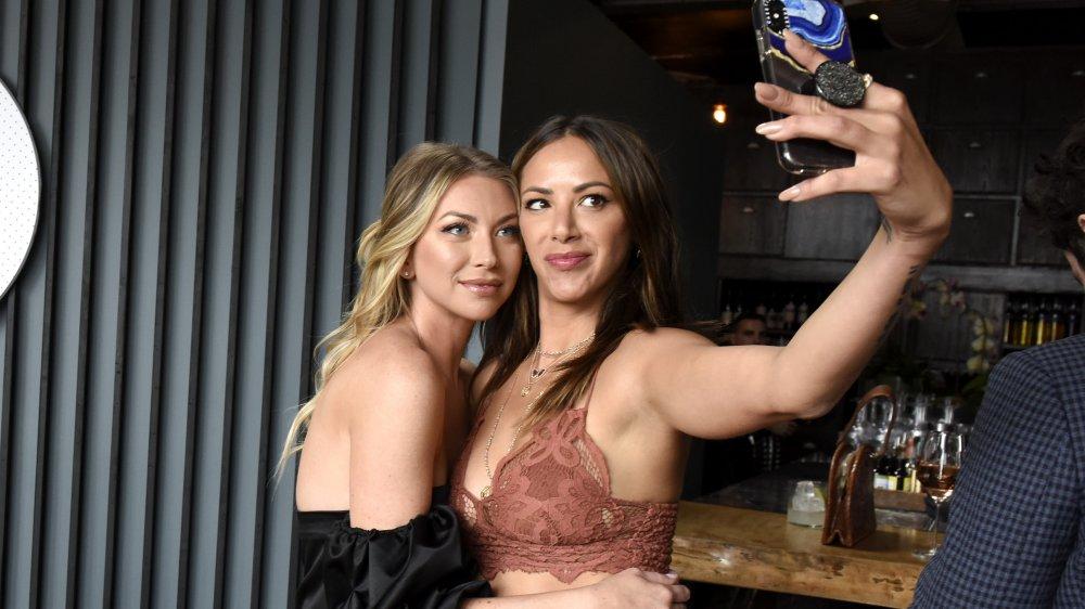 Stassi Schroeder y Kristen Doute se toman una selfie