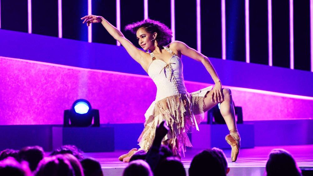 Misty Copeland bailando