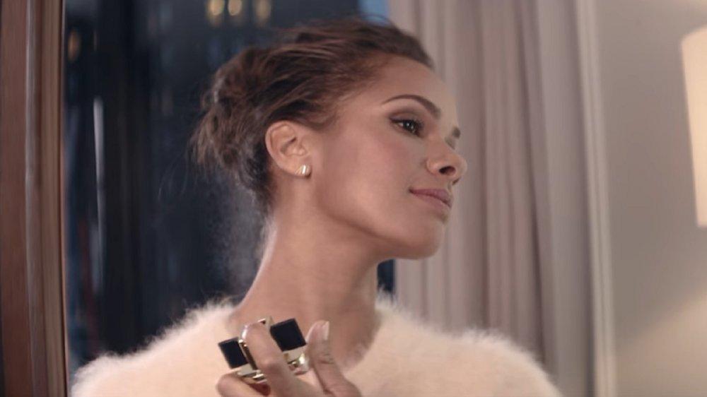 Misty Copeland en comercial de perfumes