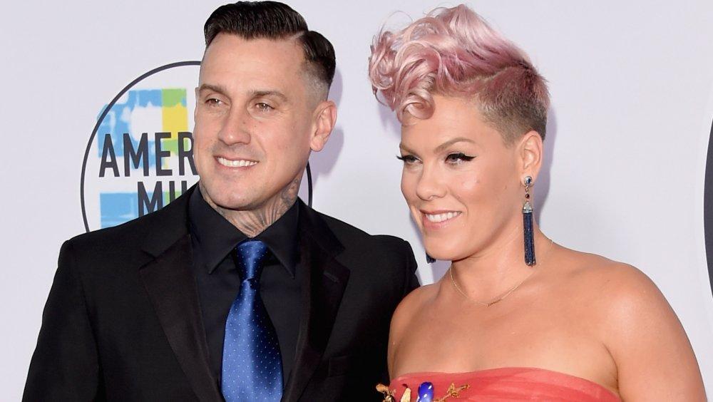 Carey Hart y Pink