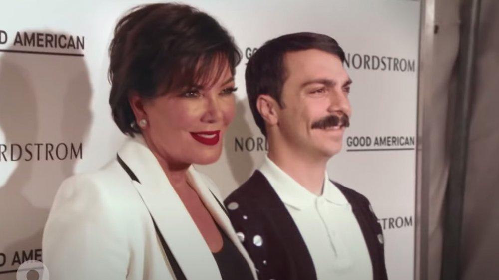 Kirby Jenner y Kris Jenner