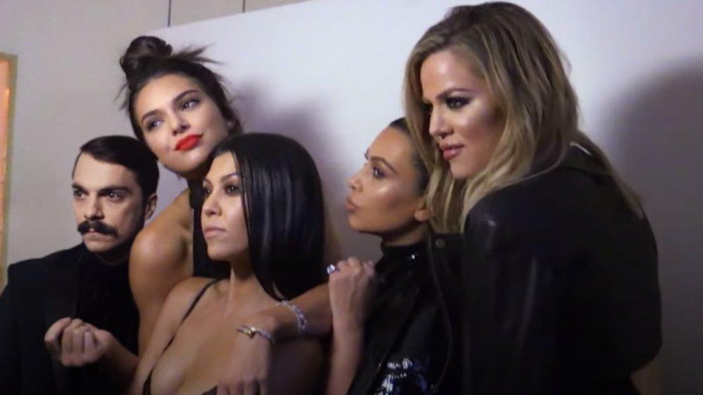Kirby Jenner y los Kardashian-Jenners