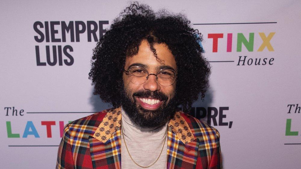 """El actor Daveed Diggs asiste a la fiesta oficial de """"Siempre, Luis"""" en The Latinx House"""