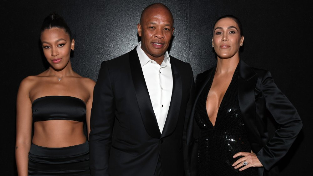 Verdaderamente joven, Dr. Dre, Nicole Young