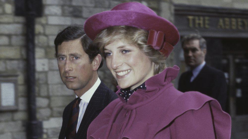Príncipe Carlos y Princesa Diana de Gales