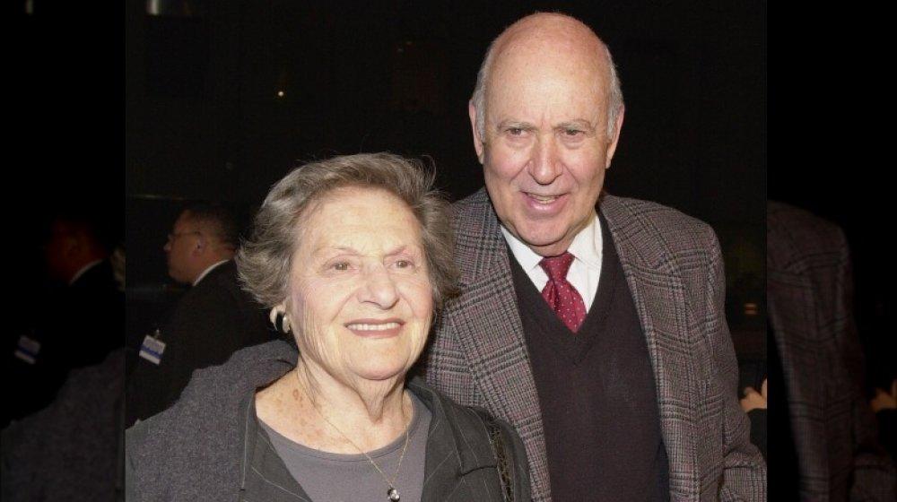 Carl y Estelle Reiner