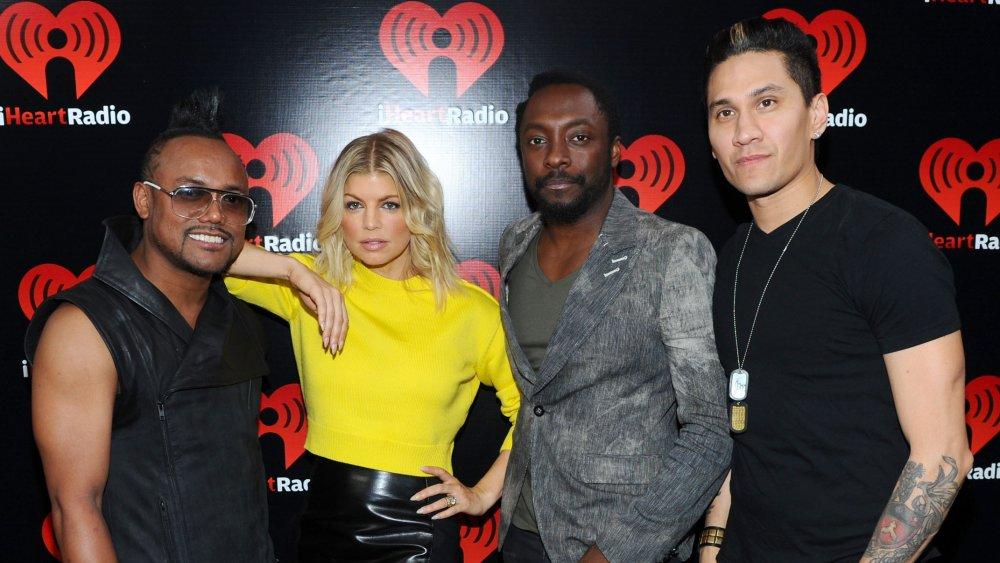 Fergie, Will.i.am, Taboo y Apl.De.Ap. de los Black Eyed Peas