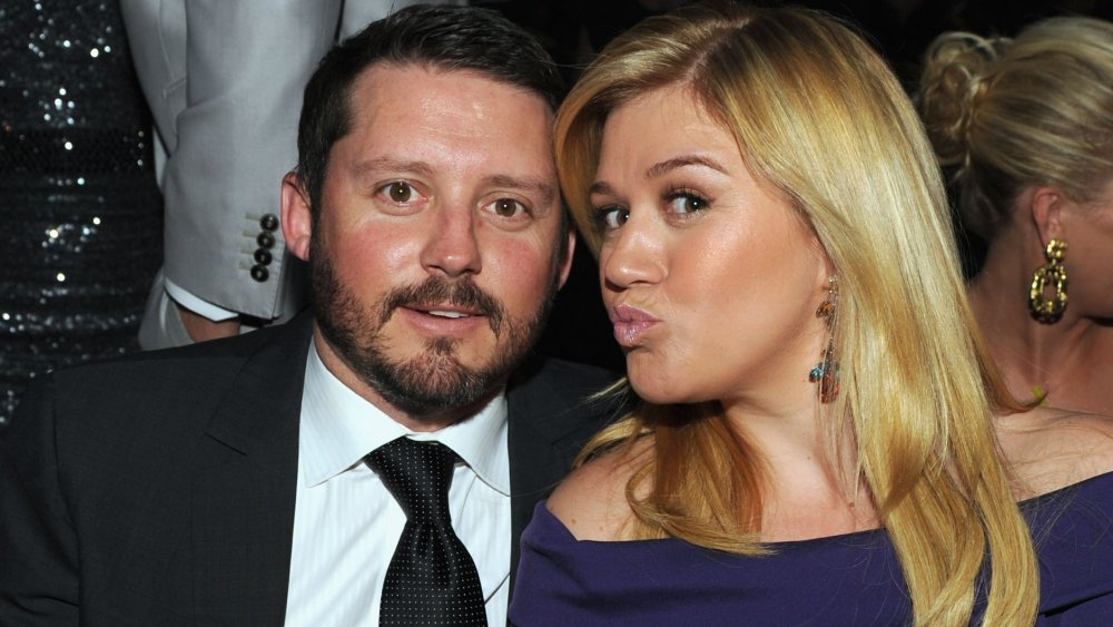 Kelly Clarkson y Brandon Blackstock