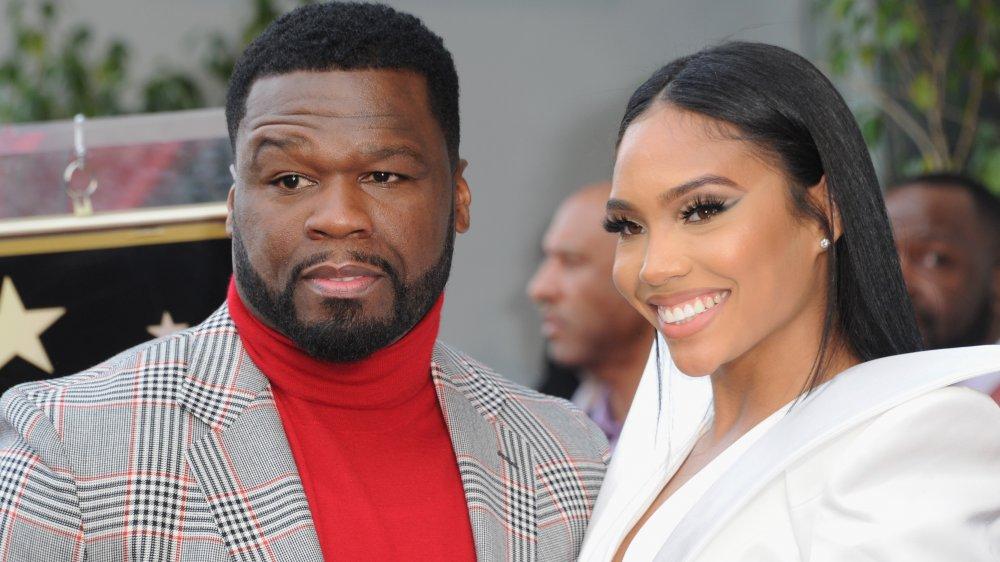50 Cent Jamira Haines