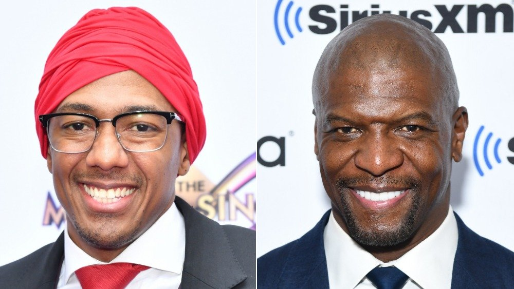 Nick Cannon, Terry Crews